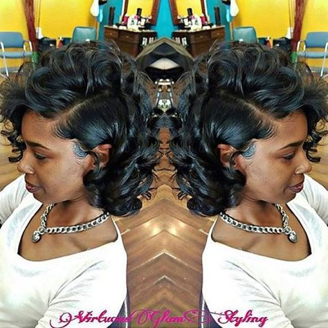 Curls || To see more follow @Kiki&Slim | Hair styles, African american hair texture, Stylish hair