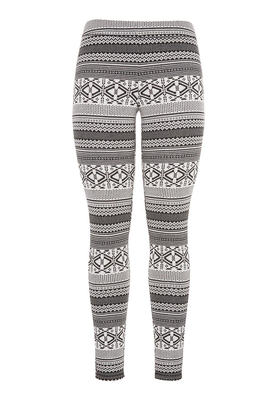 Fair isle sweater legging | maurices | Pinterest | Jean top, Legs ...