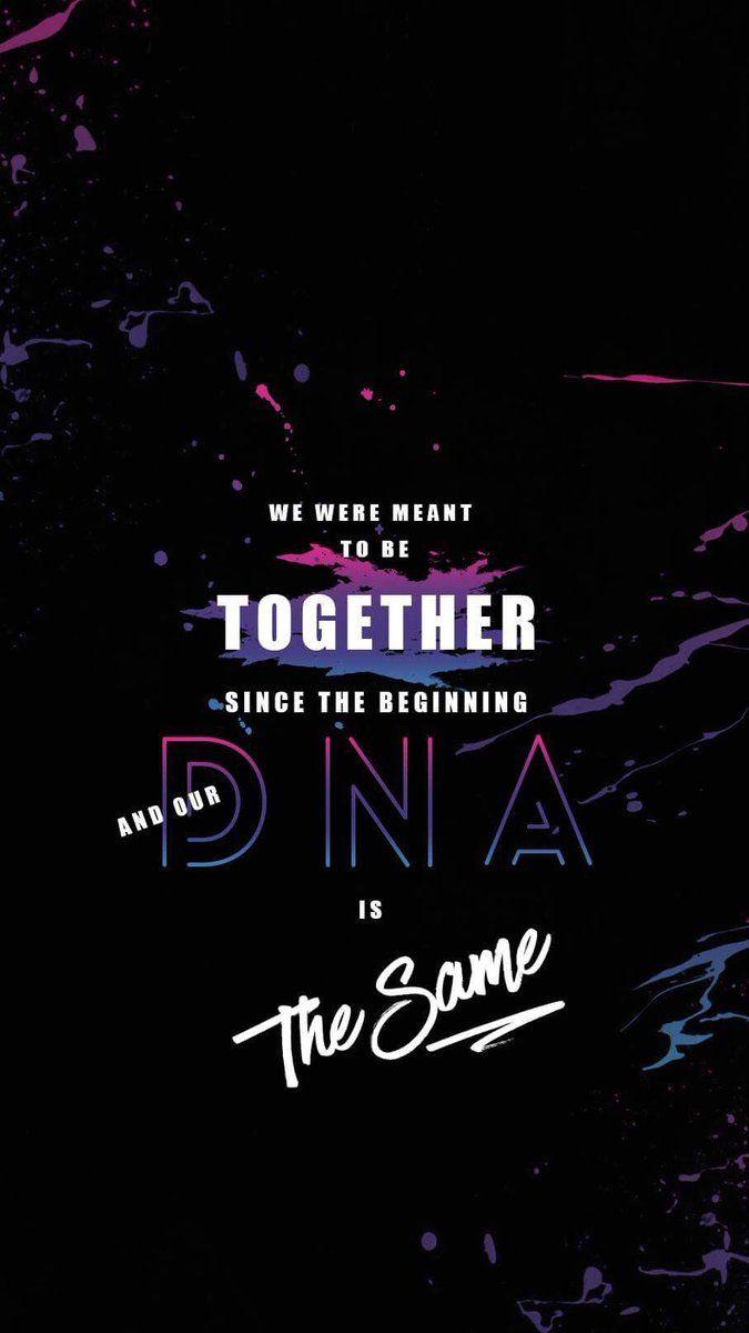 BTS || DNA LOCKSCREEN || ©emma_maknae | BTS LOCKSCREENS in ...