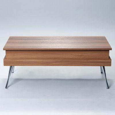 Matrix Koryo Coffee Table with Lift Top | AllModern ...