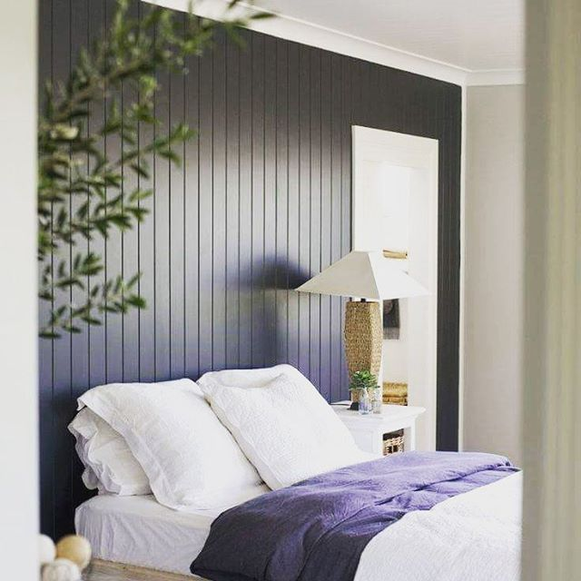 A Lovely Beach House Feature Wall Using Easy VJ Paneling
