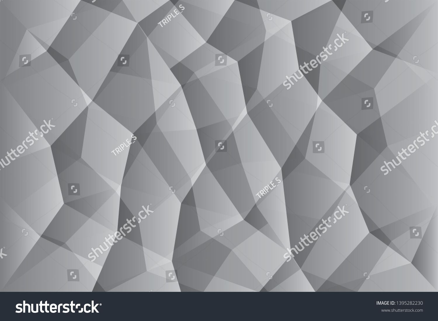 Abstract Geometric Grey Color Background Ad Ad Geometric