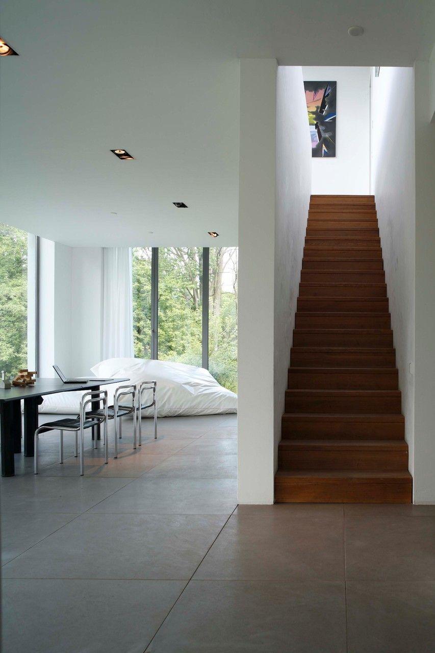 Ausgefallener Flur, Diele U0026 Treppenhaus Bilder: Form Follows Bebauungsplan  | Staircases, Interiors And House