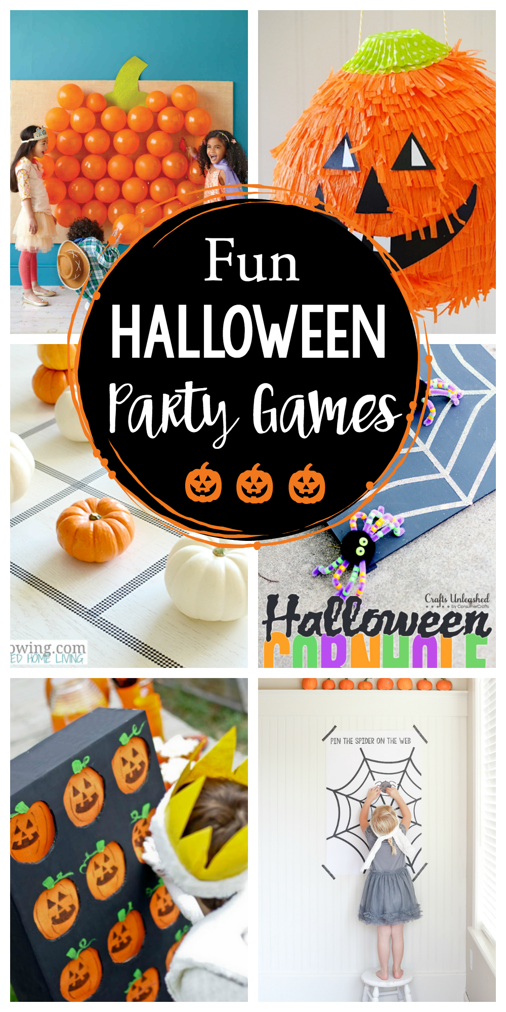 25 fun halloween party games | fun-squared favorites | pinterest