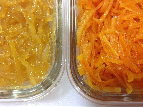كيفية استعمال قشور الليمون و البرتقال كمنكهات للحلويات Youtube Food Receipes Food Cooking