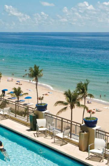 Fort Lauderdale Beach Hotels Reviews Photos Maps Florida