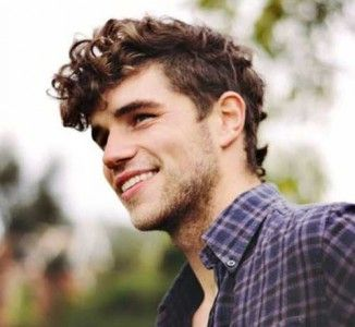 20 Curly Hairstyles for Boys | Fashion | Pinterest | Curly ...