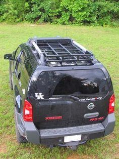 Airmapper S Insert Roof Rack Build Second Generation Nissan Xterra Forums Nissan Xterra Roof Rack Nissan