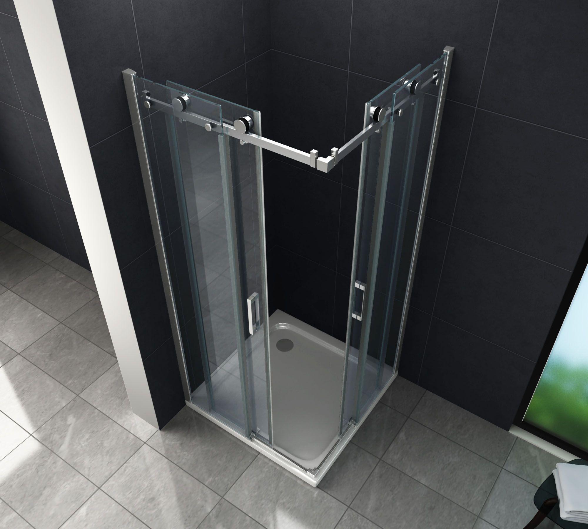 Fur Jede Ecke Die Passende Dusche Glasdeals De Glasdeals In 2020 Duschkabine Dusche Badezimmer Design