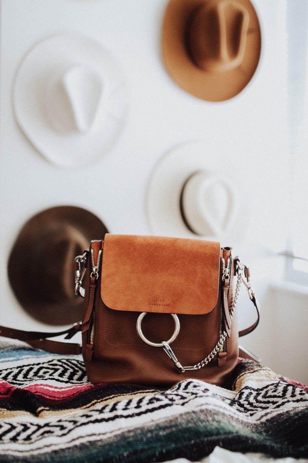 Chloe Faye Backpack Unboxing Stuff I Wish Had In 2018 Tas Import Ohanel Gratis Hijab Instan Najwa