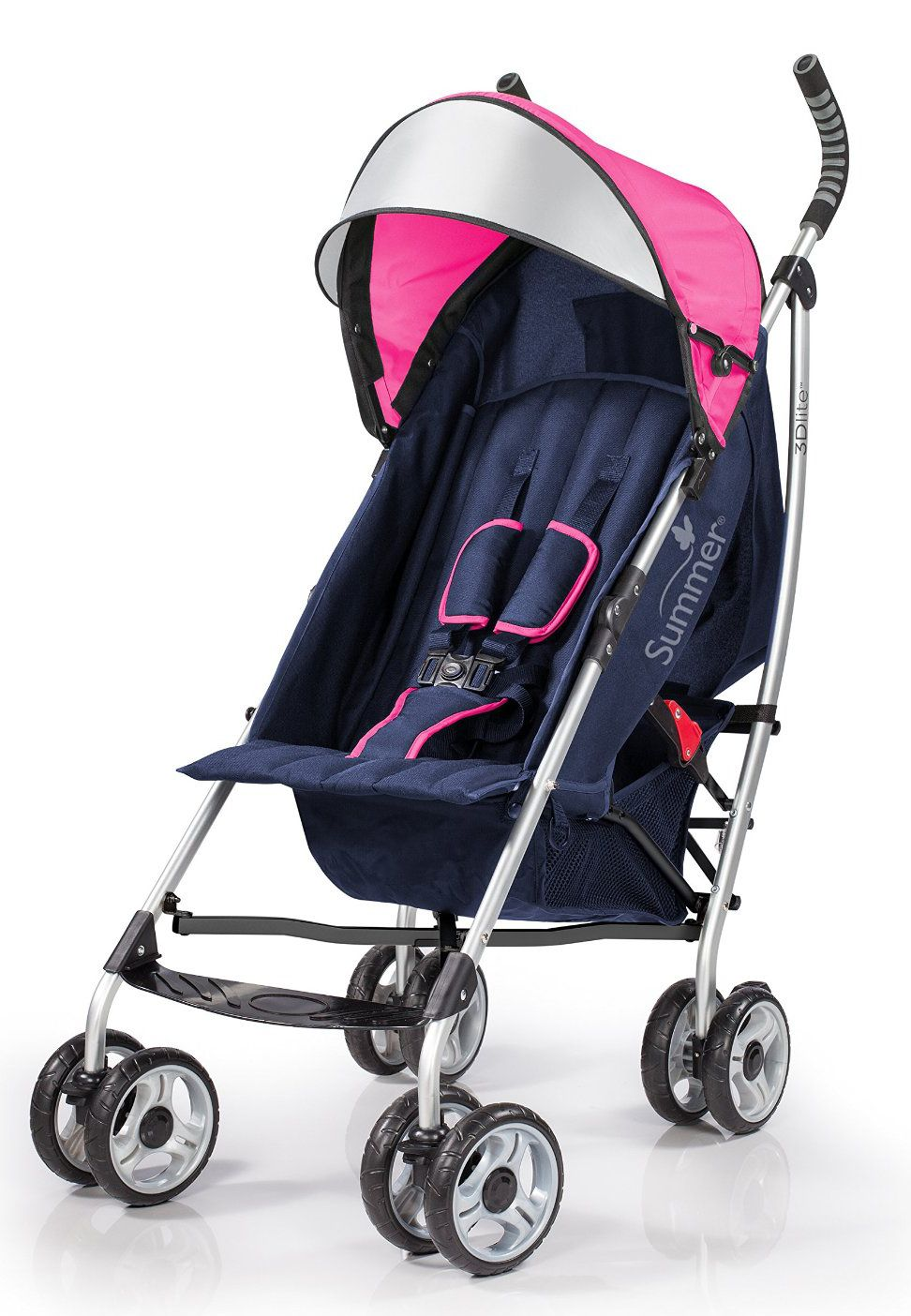 Summer Infant - 2015 3D Lite Convenience Stroller - Top 10 ...