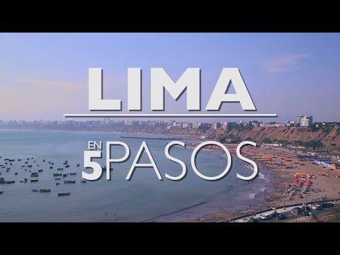 Buen Viaje a Paracas - 5 pasos para conocer la Reserva Nacional del Peru - YouTube