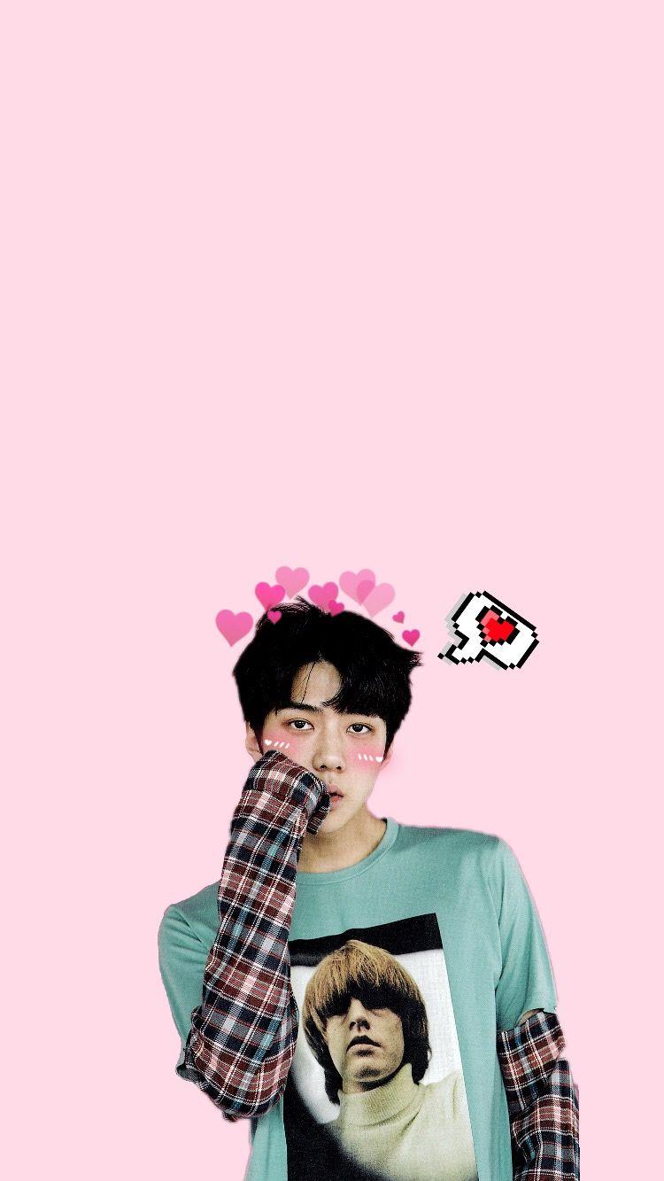 Exo Wallpaper Sehun Exo Wallpaper Ponsel Gambar