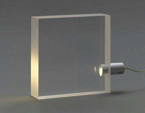 ToFu Lamp -> Tokujin Yoshioka MoMA