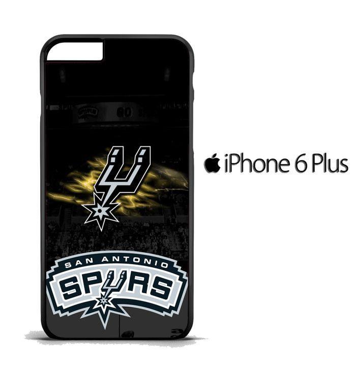 San Antonio Spurs Logo X3174 iPhone 6 Plus   6S Plus Case
