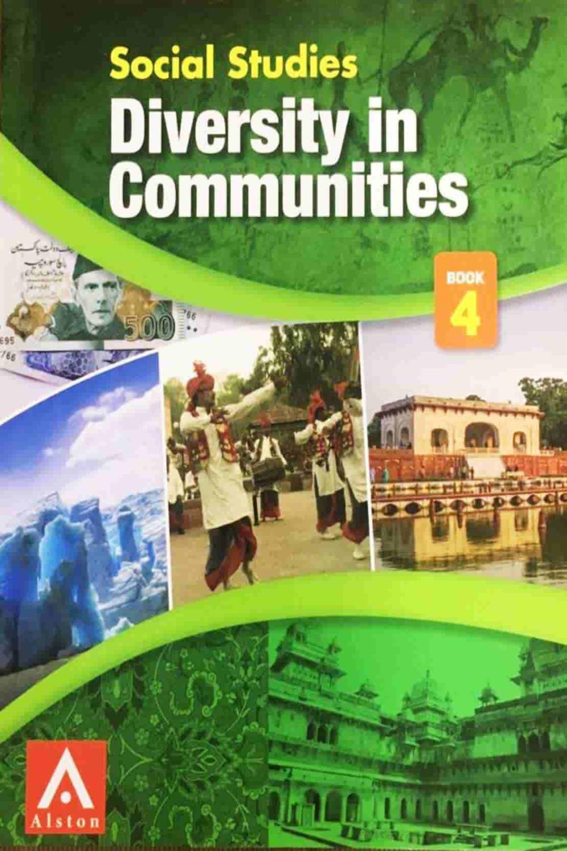 Diversity in communities essay