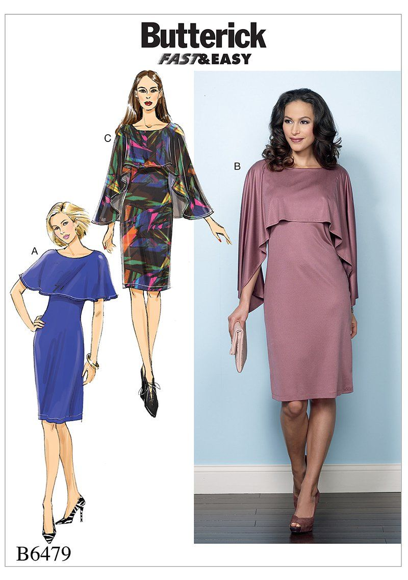 Butterick butterick 6479 sew dress sewing patterns and dress butterick butterick 6479 sew dressdress sewing patternspatterned jeuxipadfo Gallery