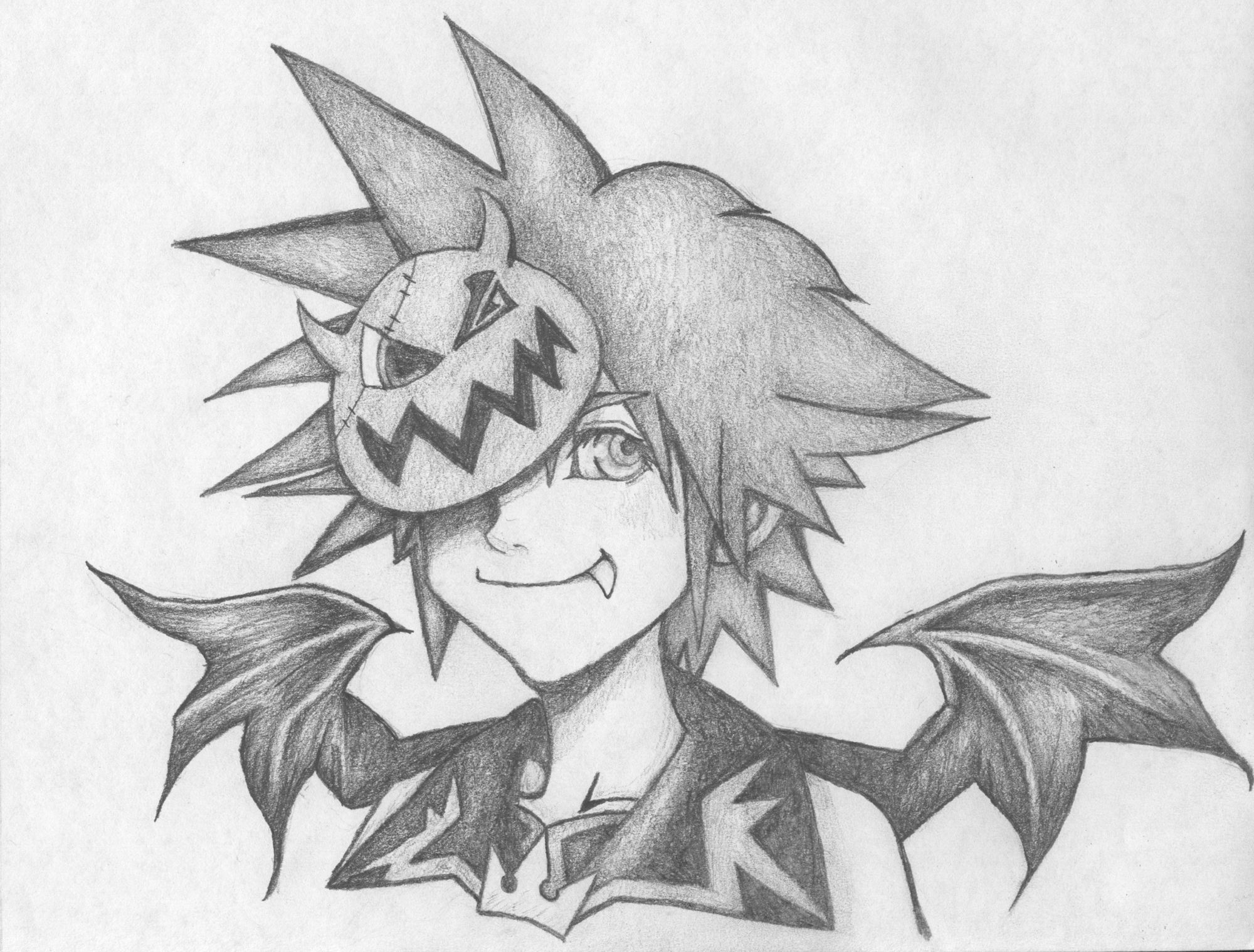 Nightmare Before Christmas Sora.Halloweentown Sora By Menohoymenoi On Deviantart Disney