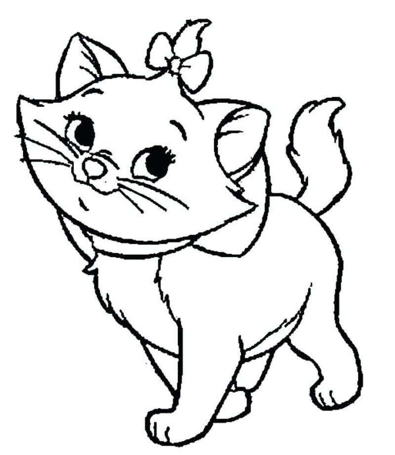 Aristocats Coloring Pages Printable di 2020