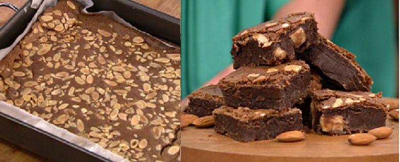 Ofereça um doce sofisticado a seus amigos e clientes, o Brownie Fudge. Essa receita, do chef de confeitaria Lucas Corazza, alia o sabor do bolo brownie à c