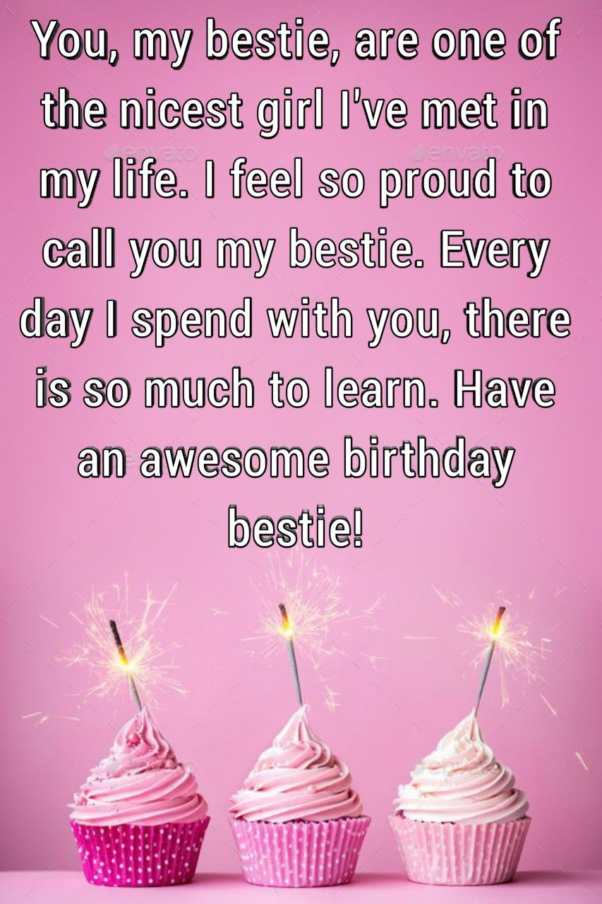 Best Bday Wishes For Female Best Friend Birthday Wishes Girl Best Birthday Wishes Birthday Wishes For Friend