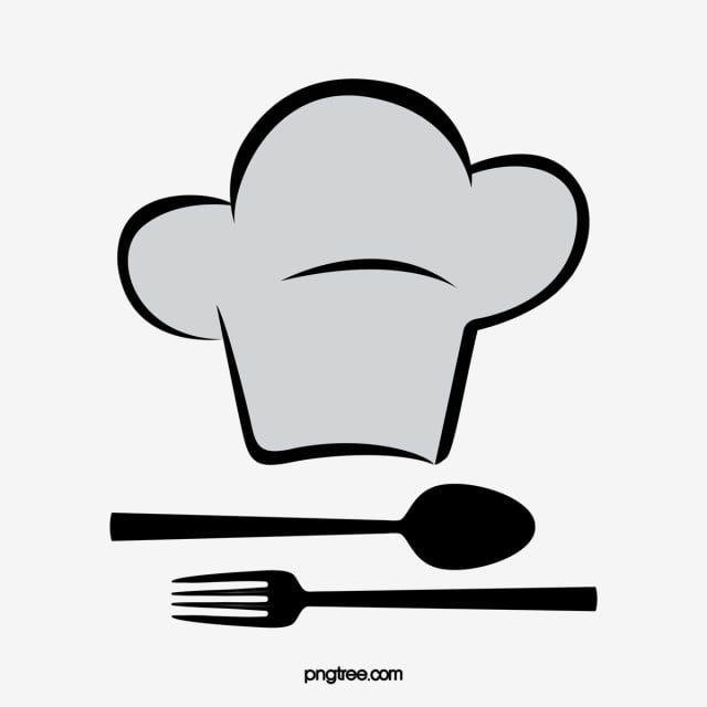 Fork Vector Spoon Chef Hat Spoon Vector Chef Hat Chef Vector Hat Vector Chef Hat Vector Chefs Hat Hat Vector Balloon Cartoon