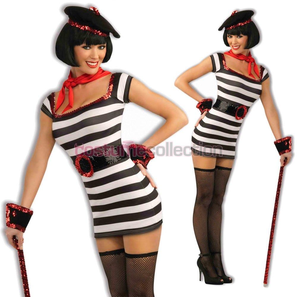 La Parisienne French Costume