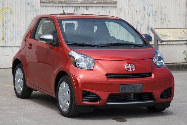 Est Cars The Least Expensive New Of 2017 Scion Iq