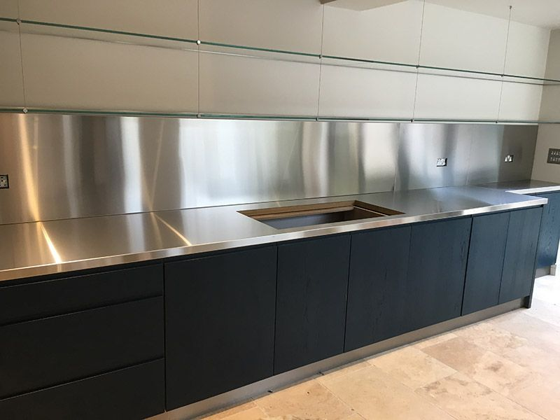 Gallery Of Some Projects By Mpm Bespoke Stainless Steel