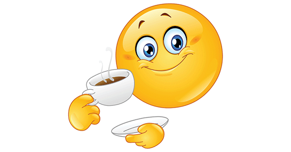 Coffee Smiley Pinterest Smiley Emoticon And Coffee