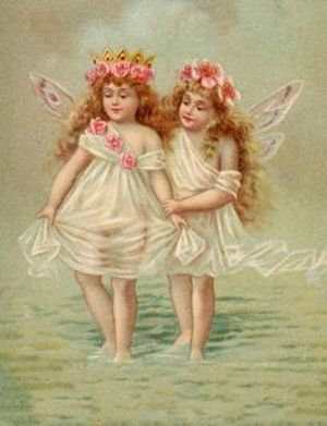 Over the Rainebeau: Friday Fairy Freebie!