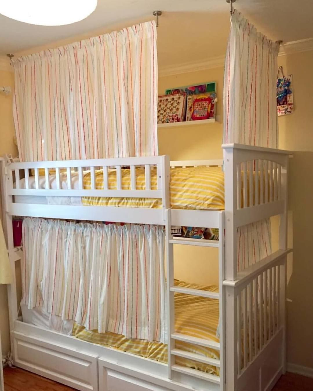 Low ceiling loft bed with desk  Kidsroomideas  Kids room ideas  Pinterest  Bunk beds Bunk bed