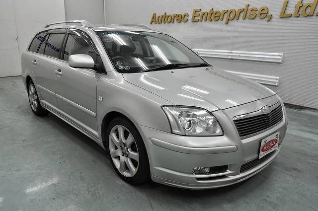 Japanese vehicles to the world: 2004 Toyota Avensis for Tanzania to Dar es salaam