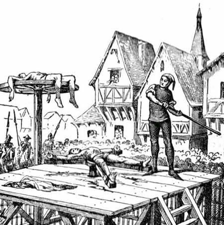 10 Most Frightening Torture Techniques from the Middle Ages