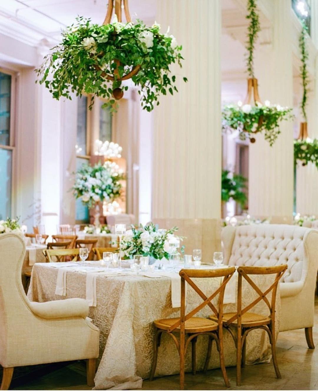 Luxe Indoor Garden Style Setting The Corinthian Houston