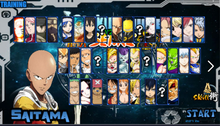Naruto Senki Mod Apk for Android All Version Complete