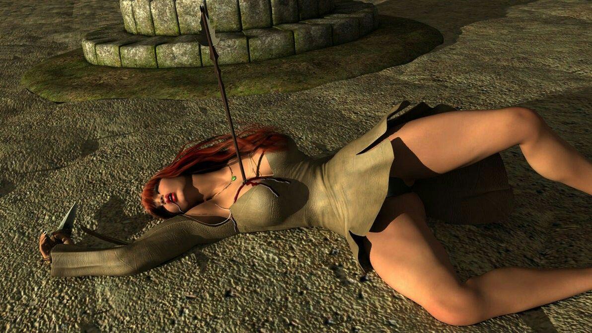 Charlotte rampling nude