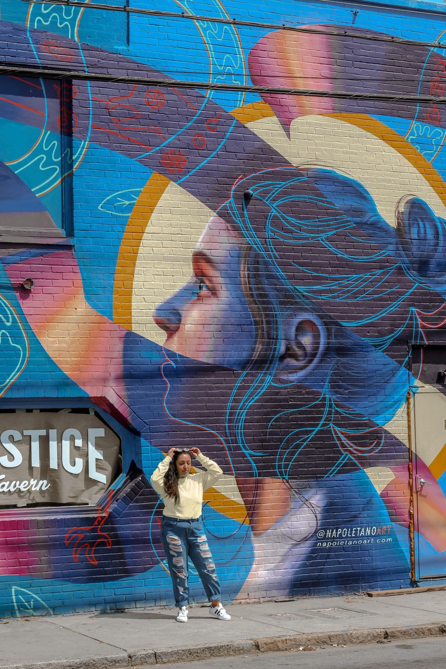 11 instagrammable murals in charlotte wynees world