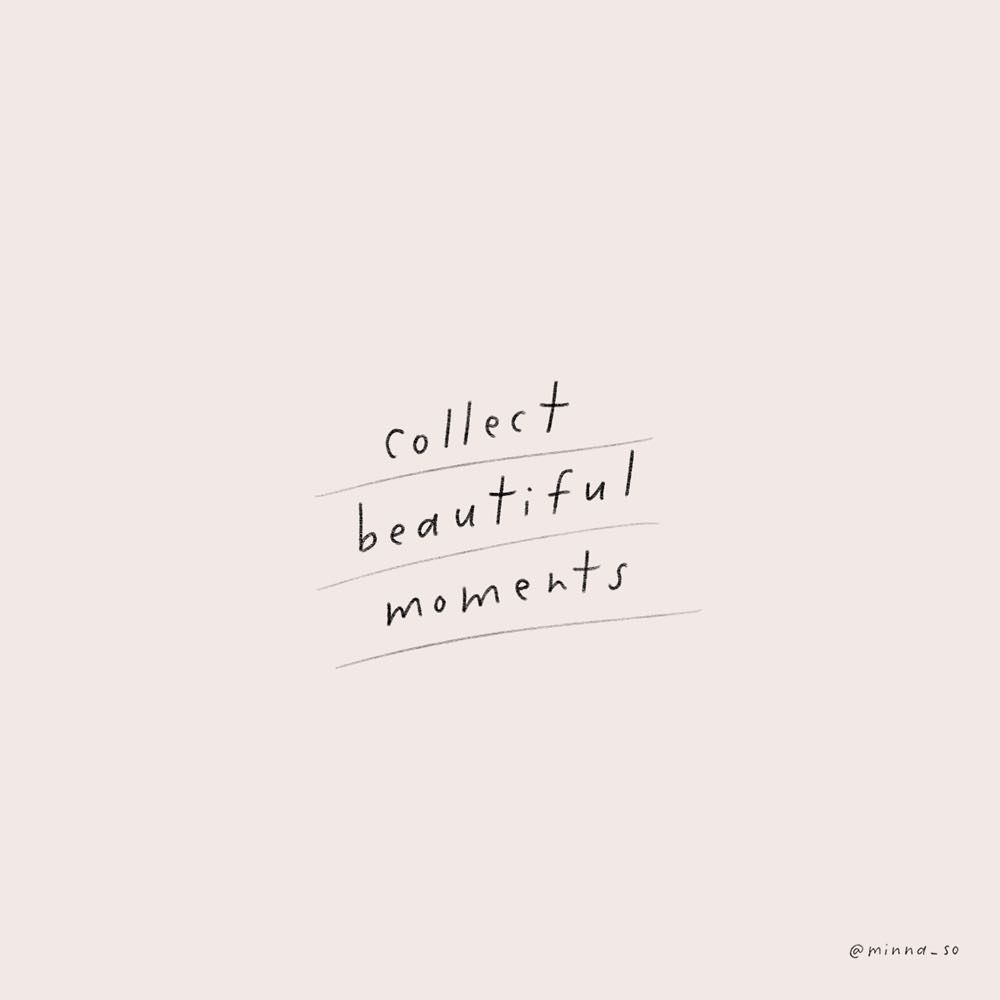 Pretty Quotes Captivating Collect Memories Not Things ✨  Lettering  Quotes  Pinterest