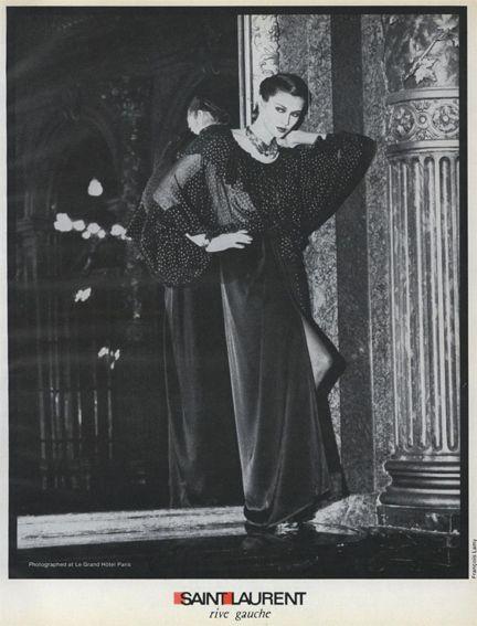 YSL Rive Gauche 1978