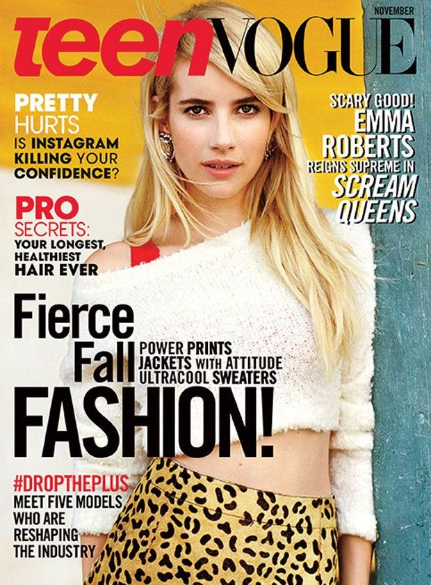 Attitude teen vogue with all images