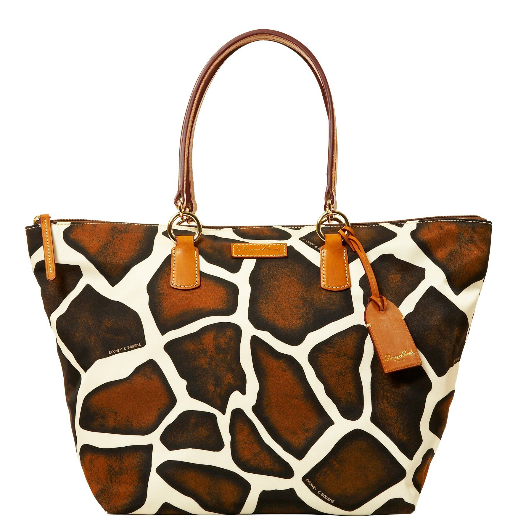 Dooney And Burke Giraffe Have This Pattern Purse Just Different Style