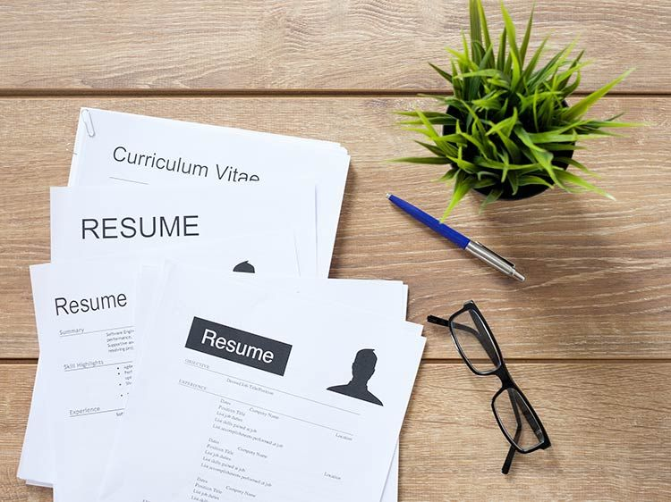 Resume Format Advice What A Resume Should Look Like Resume - what a resume