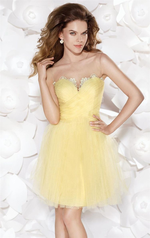 Handmade bowpleatedlace th grade prom dresses sweetheart vestido