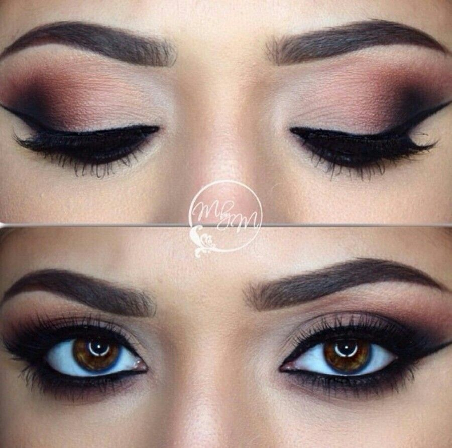 Simple Pretty Eye Makeup Coffee Contour And Confidence Beaut