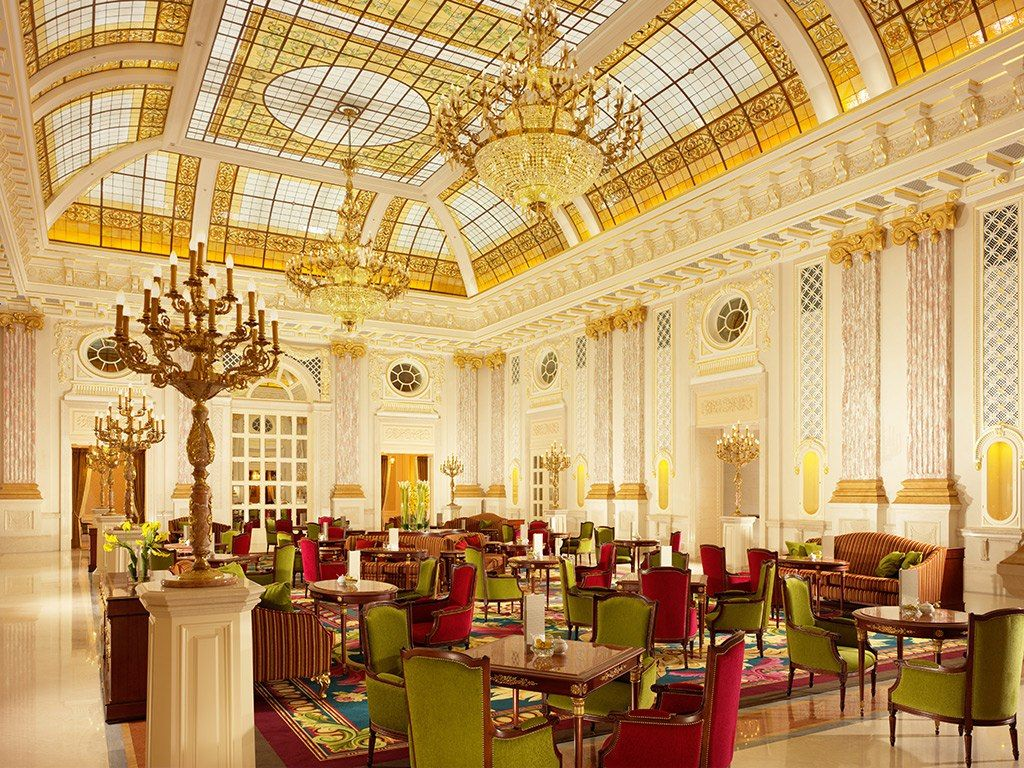 Fairmont Grand Hotel Kyiv Kiev Ukraine