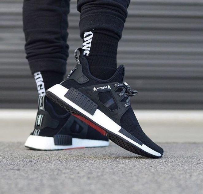 On Foot: adidas NMD XR1 Primeknit