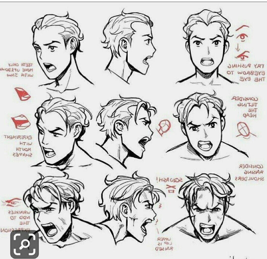 Pin By Kuro Koumori On Drawing Reference Drawing Expressions Drawing Tips Art Reference