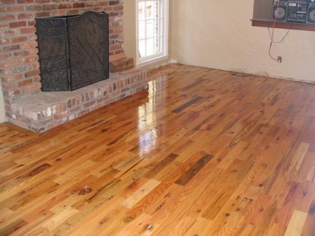 Adams Flooring Cabin Grade Red Oak