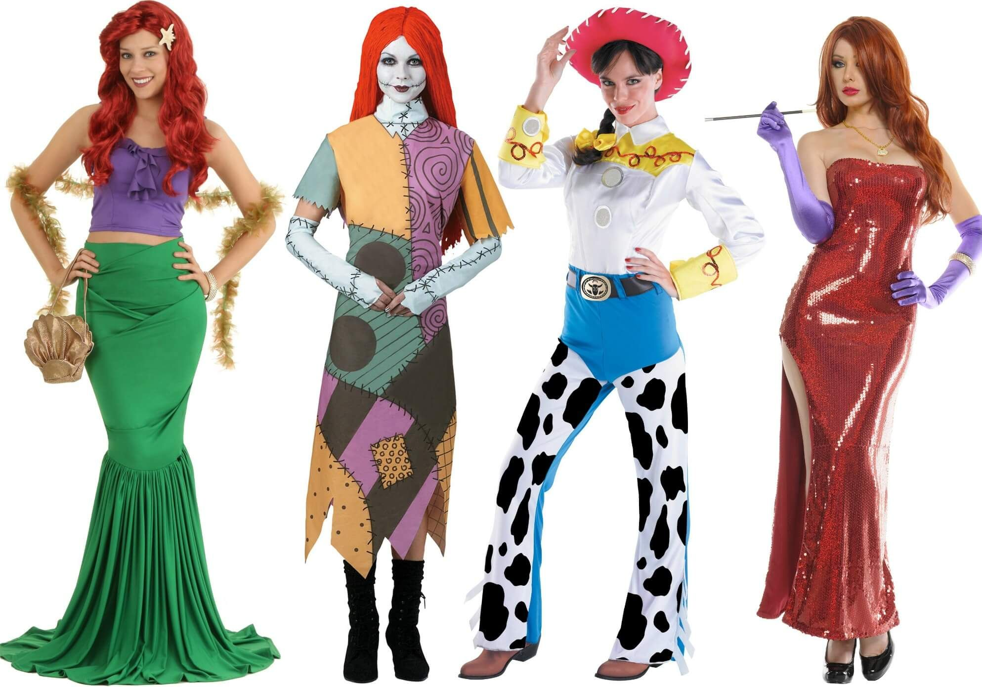 Halloween Costumes For Redheads Halloweencostumes Com Blog Red Head Halloween Costumes Halloween Costume Design Disney Characters Costumes